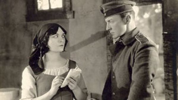 Barbed Wire (Paramount Pictures, 1927)